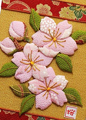 舞桜押絵手作りキット
