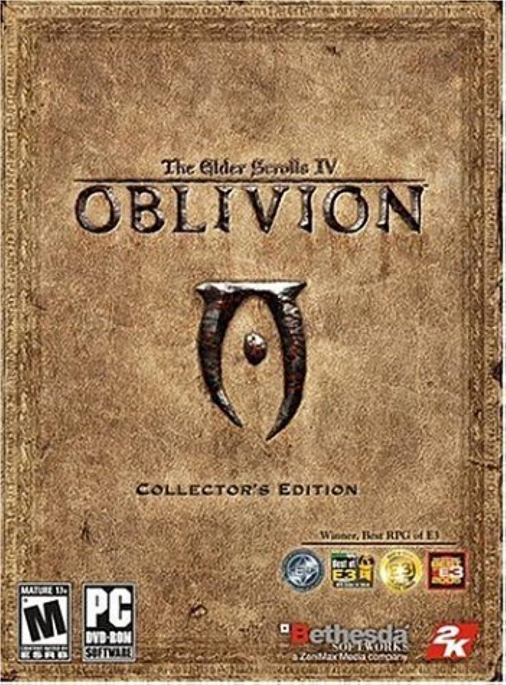 再び航空会社巨大The Elder Scrolls IV: Oblivion Collector's Edition (輸入版)