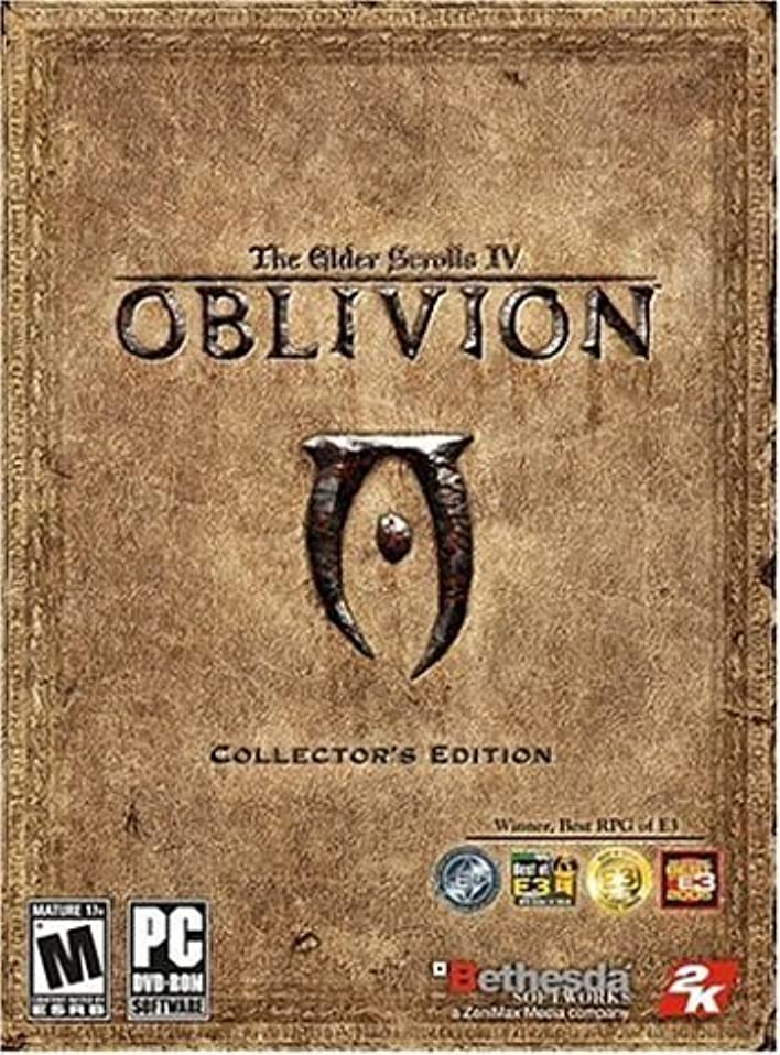 交差点上回る描くThe Elder Scrolls IV: Oblivion Collector's Edition (輸入版)