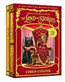 Adventures from the Land of Stories Boxed Set: The Mother Goose Diaries and Queen Red Riding Hood's Guide to Royalty 画像