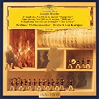 Herbert Von Karajan / Berlin Philharmonic Orchestra - Haydn: Symphonies No.94 'Surprise'. No.100 'Military'.No.101 'The Clock' [Japan LTD CD] UCCG-5087 by Herbert Von Karajan / Berlin Philharmonic Orchestra