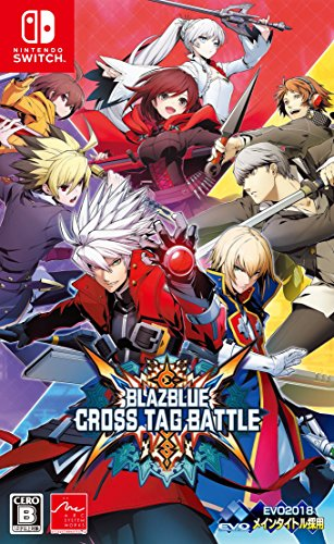 Switch BLAZBLUE CROSS TAG BATTLE
