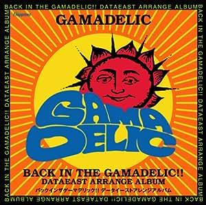 BACK IN THE GAMADELIC!!~DATAEAST ARRANGE ALBUM~