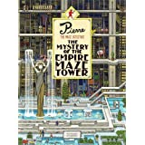 Pierre The Maze Detective: The Mystery of the Empire Maze Tower: (maze Book for Kids, Adventure Puzzle Book, Seek and Find Bo