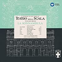 ベッリーニ:歌劇「夢遊病の女」全曲