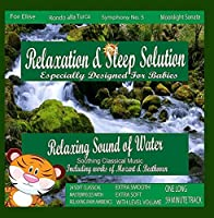 Relaxing Sound of Water (Brook) with Soothing Classical Music for My Smart Baby (24 Classical Masterpieces In 1 Track)【CD】 [並行輸入品]
