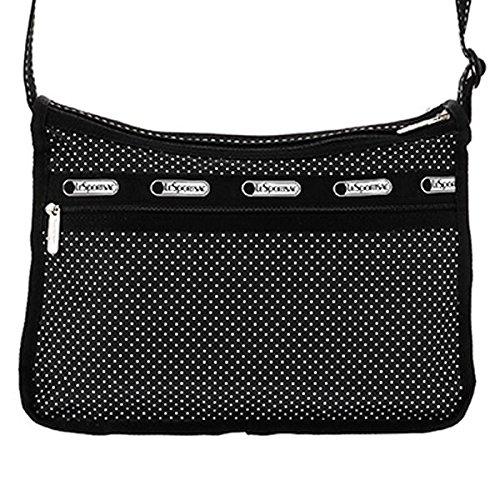 (レスポートサック) LeSportsac ショルダーバッグ DELUXE EVERYDAY BAG 7507 D086 モッドピンドット MOD PIN DOT [並行輸入品]