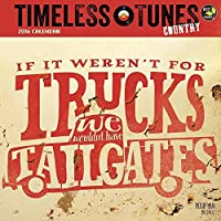 Timeless Tunes Country Wall Calendar by TF Publishing 2016 [並行輸入品]