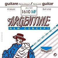 SAVAREZ サバレス ジャズギター弦 アルゼンチーヌ ライト 1610MF    L