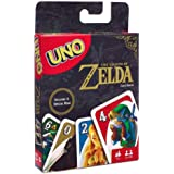 Zelda Uno Card Game Special Legend Rule Exclusive Edition