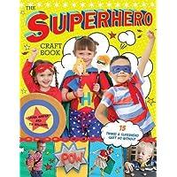 The Superhero Craft Book (Little Button Diaries)