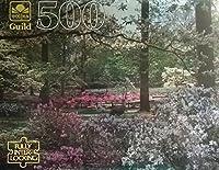 500Golden GuildパズルBryan公園、バージニア