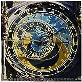 Danita Delimont–クロックタワー–天文時計、Orloj、プラハ、チェコ共和国–eu06tha0021–Tom Haseltine–タイル 12-Inch-Ceramic ct_81259_4