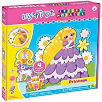 The Orb Factory My First Sticky Mosaics Princess by The Orb Factory