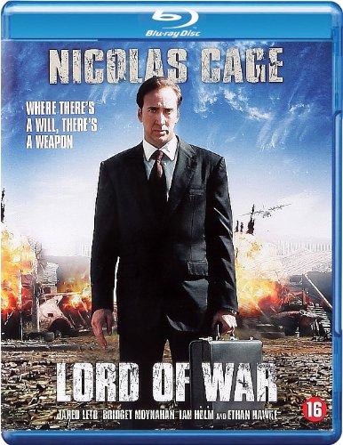Lord Of War [Blu-ray] [Import belge]