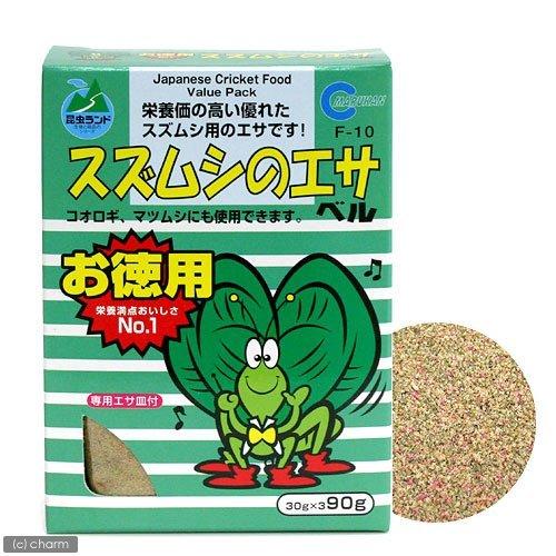 マルカン 鈴虫のエサ 徳用 90g