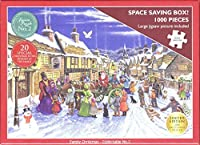 Otter House 1000ピースパズル–Familyクリスマス–収集価値no 2