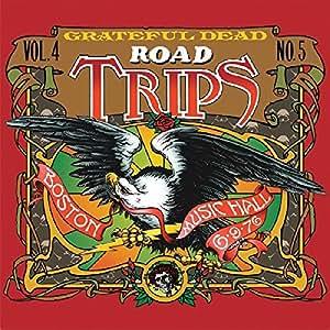 ROAD TRIPS VOL. 4 NO. 5-BOSTON MUSIC HALL 6/9/76 (3 CD)