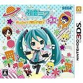 初音ミク Project mirai でらっくす (初回生産限定『初音ミク Project mirai でらっくす オリジナル「テーマ」ダウンロード番号』(仮) 同梱) 【Amazon.co.jp限定】特典 3DS用テーマ