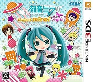 初音ミク Project mirai でらっくす - 3DS