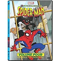 The Spectacular Spiderman 4 [DVD] [Import]