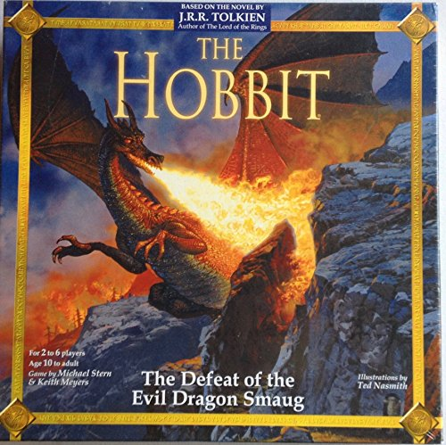 The hobbit- The Defeat of the Evil Dragon Smaug