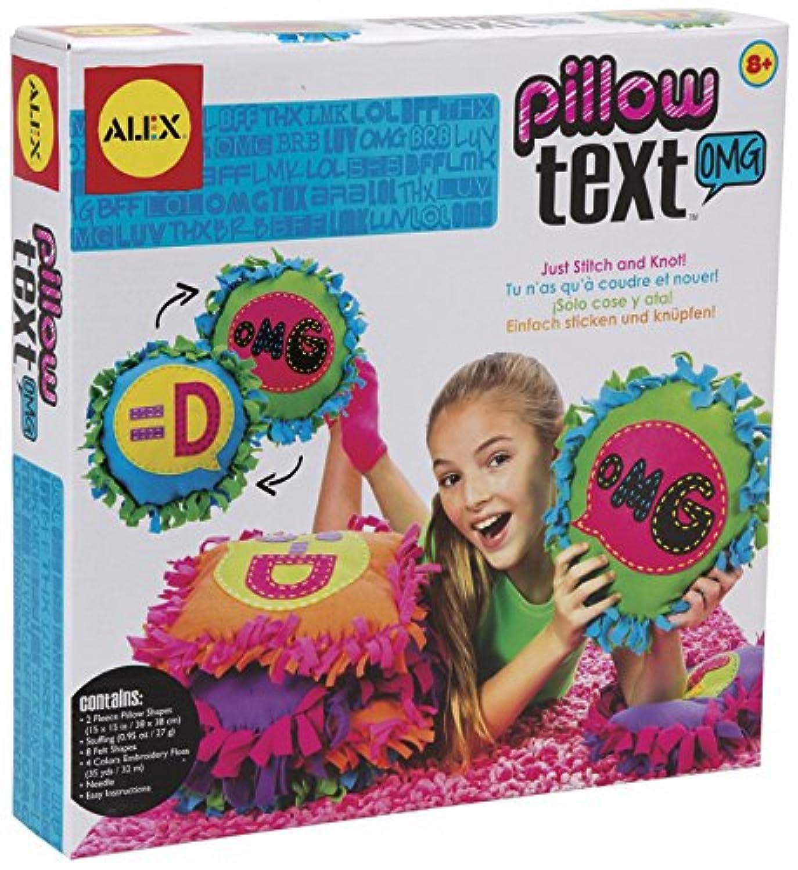 アレックス ALEX Pillow Text - Omg (並行輸入品)