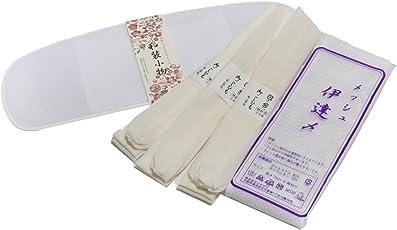ハセガワ 夏物 浴衣用 着付け小物 セット 日本製