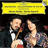 ベートーヴェン:チェロ・ソナタ第3番~第5番、他