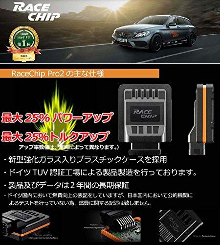 レースチップ サブコン RENAULT ルーテシア 1.6 RS【RaceChip Pro2】プロ2 ルノー 簡単取付 形式RM5M