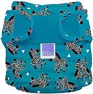 Bambino Mio, mioduo Cloth Nappy Cover, Zebra Crossing, Size 2 (9kg+)