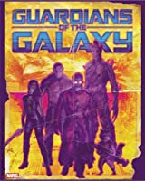 Licenses Products P/S Guardians of The Galaxy Group Shot Sticker [並行輸入品]