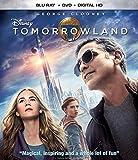 Tomorrowland / トゥモローランド (Blu-ray) [北米版]