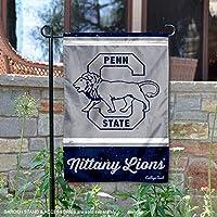 WinCraft ペンシルベニア州 ニタニー・ライオンズ ヴィンテージ レトロ スローバック ガーデンフラッグ