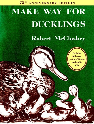 Make Way for Ducklings 75th Anniversary Edition