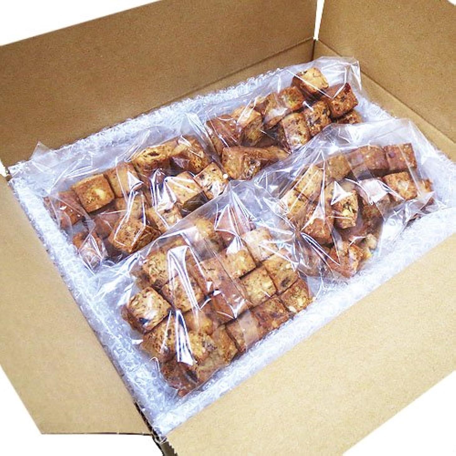 ベストトロリーマイコン蒲屋忠兵衛商店  大麦と果実のソイキューブ  800g(200g×4袋)