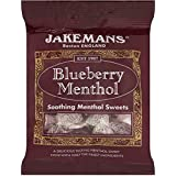 Jakemans Menthol Blueberry 100g