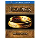 Lord of the Rings Trilogy [Blu-ray] [Import]