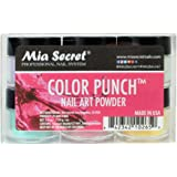 -Colour Punch Collection Nail Acrylic Powder set of 6