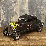 ミニチュア 雑貨 ミニチュア ヴィンテージカー Racing