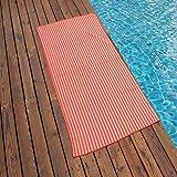 ビーチタオル大人男性と女性水泳タオルパッド吸水旅行繊維バスタオル海辺休暇 (Color : C)