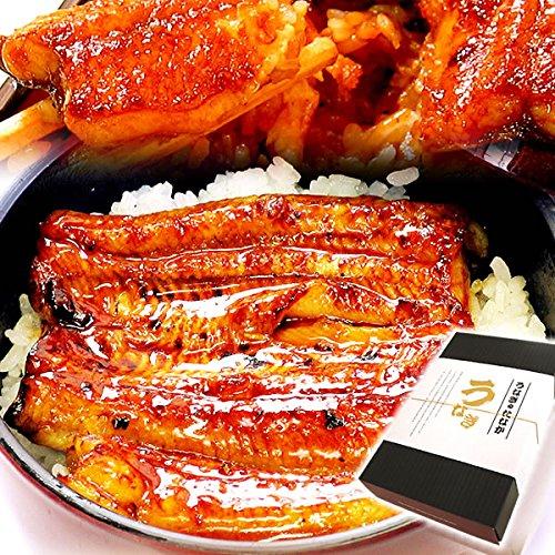 ギフト うなぎグルメギフト 国産鰻(うなぎ)蒲焼 3枚セット