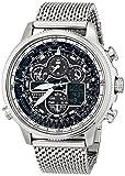 [シチズン]Citizen 腕時計 Navihawk AT Analog Display Japanese Quartz Silver Watch JY8030-83E メンズ [並行輸入品]