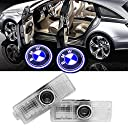 Ahalook カーテシライト LEDロゴ カーテシランプ BMW/ミニ MINI車用 カーテシ 純正交換タイプ (BMW)
