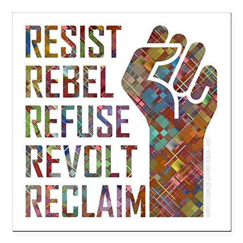CafePress–Resist、R...