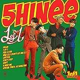 初回限定盤 SHINee 正規 5集 1 of 1 ( 韓国盤 )(初回限定特典7点)(韓メディアSHOP限定)/
