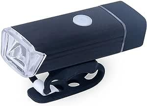 i-kosupa 自転車用 フロントライト USB充電式 超小型 ヘッドライト セーフティライト テールライト フロッグライト 高輝度 防水 取り付け簡単