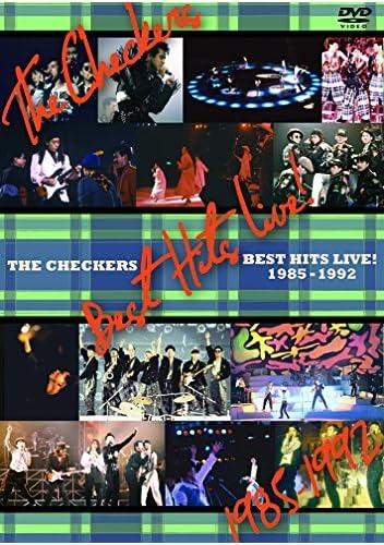 【早期購入特典あり】チェッカーズ・ベストヒッツ・ライブ! 1985-1992(35周年ロゴステッカー付き) [DVD]