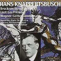 Bruckner/Wagner/Liszt