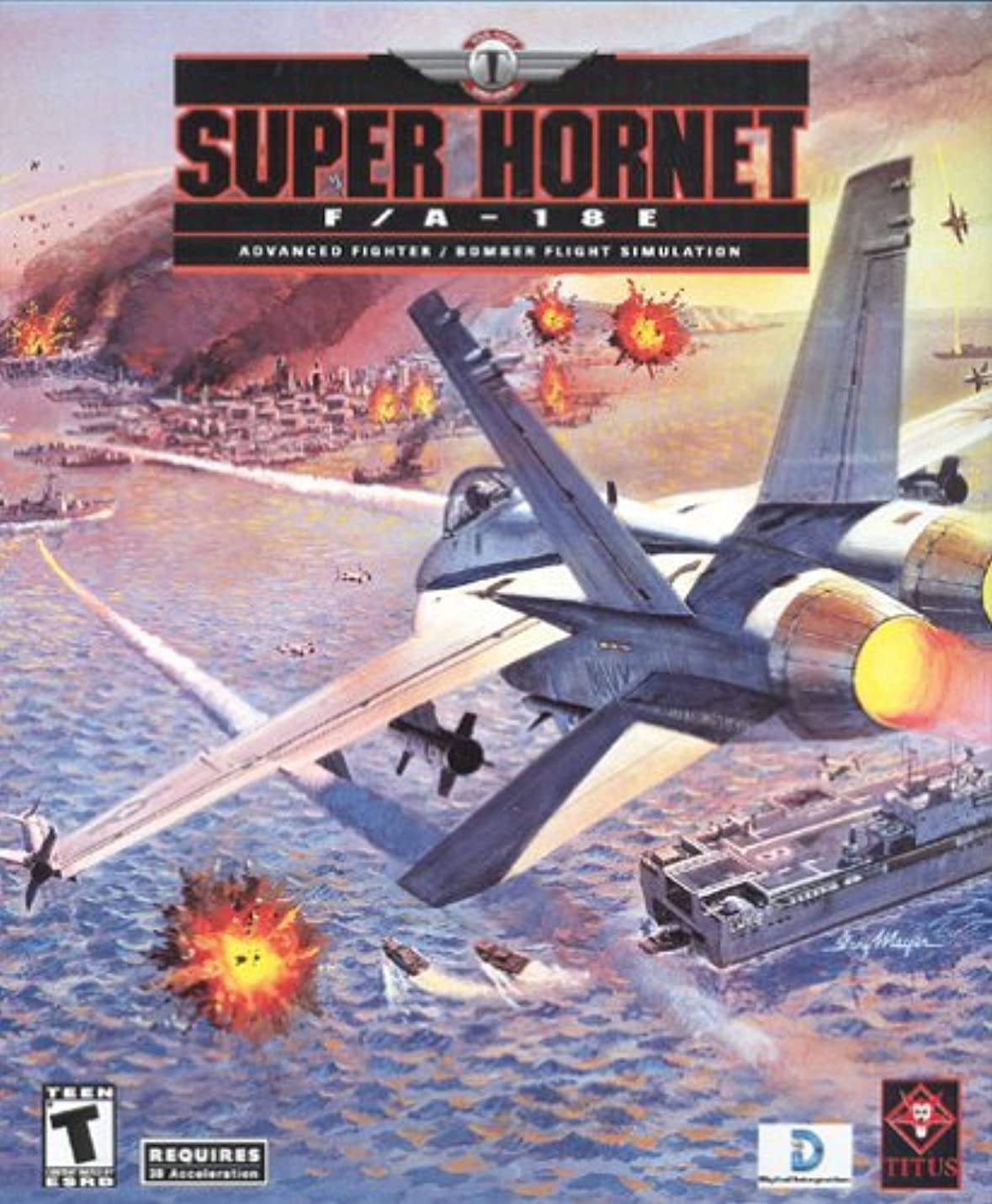 F/A-18E Super Hornet (輸入版)